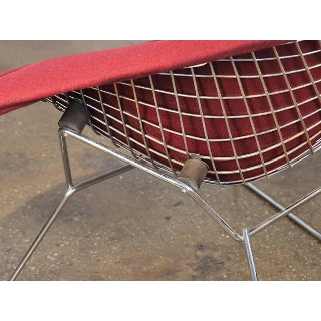Vintage Large Bertoia Diamond Chair by Knoll - Image 6 of 10