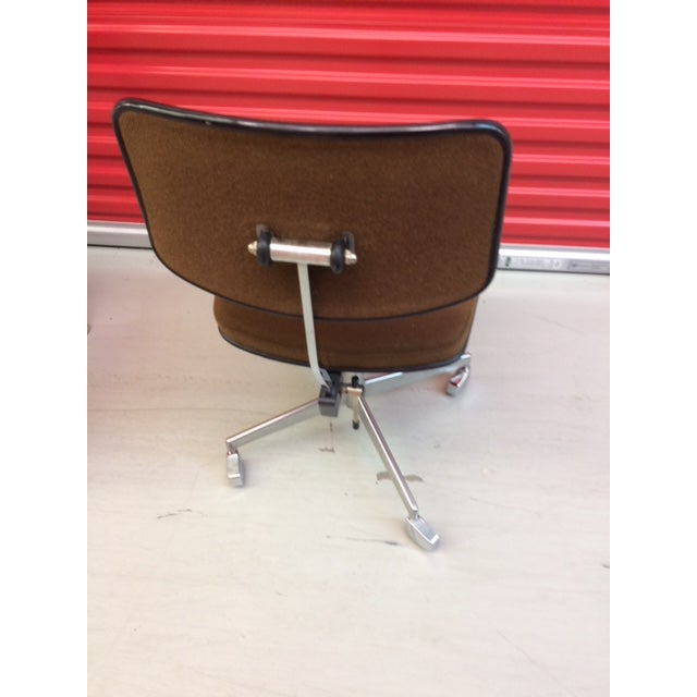 labofa danish mid century modern office chair chairish