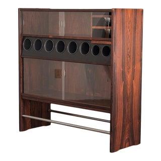 Heltborg Møbler Model HM3 Rosewood Bar For Sale