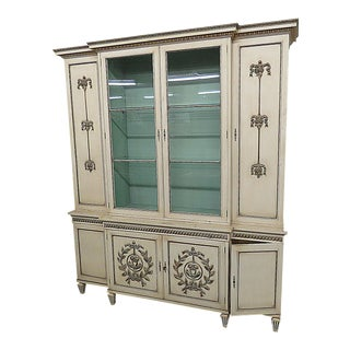 Regency Style Secretary Desk For Sale