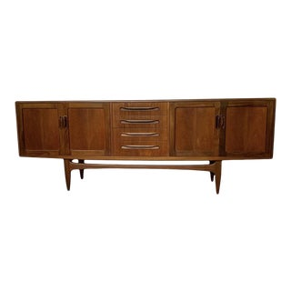 Mid-Century Modern Credenza Sideboard by G-Plan, Circa 1967 For Sale