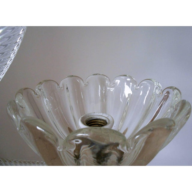 Cups Pendant by Barovier E Toso For Sale In Palm Springs - Image 6 of 8