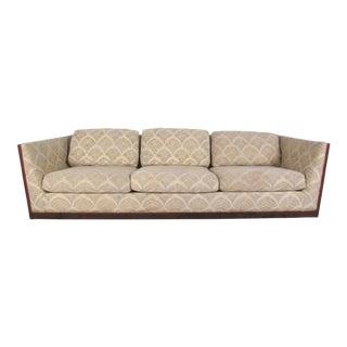 Mid-Century Sofa After Milo Baughman For Sale