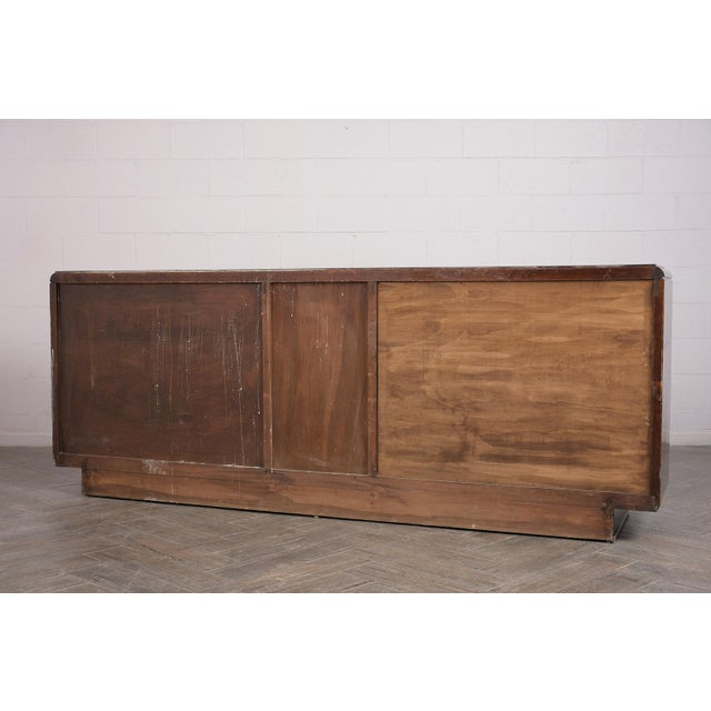 French Art Deco-Style Lacquered Buffet For Sale - Image 12 of 13