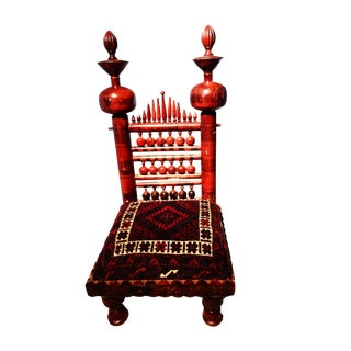 Punjabi Indian Wedding Chair For Sale