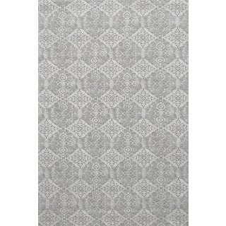 "Stark Studio Rugs Alessi Rug in Gray, 2'7"" x 7'7"" For Sale"
