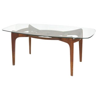 1960's Dining / Sculptural Table by Adrian Pearsall for Craft and Associates For Sale