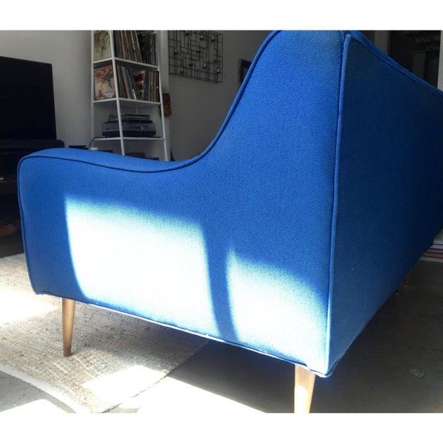 Mid-Century Modern 1950s Vintage Mid-Century Modern Sectional Sofa For Sale - Image 3 of 5
