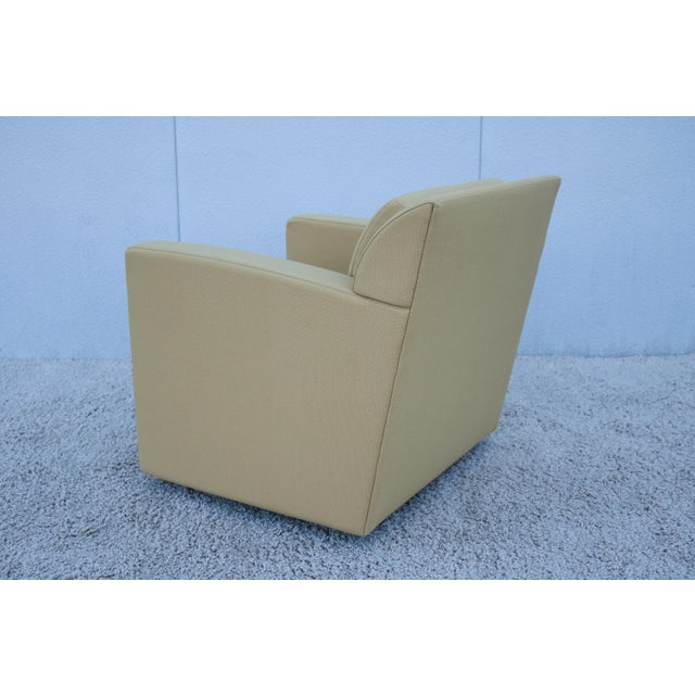 Modern Brian Cox for Bernhardt Design Entrada Lounge Chair For Sale In New York - Image 6 of 13