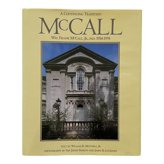A Continuing Tradition McCall Book For Sale