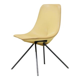 Rare Gastone Rinaldi DU 30 Chair for RIMA For Sale