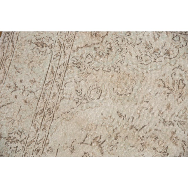 "Vintage Oushak Carpet - 6'10"" x 10'2"" - Image 6 of 12"