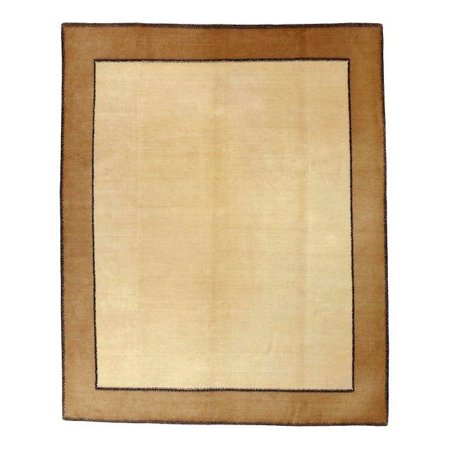 "Vintage Stephanie Odegard Nepalese Carpet, 9'11"" X 12'2"" For Sale"