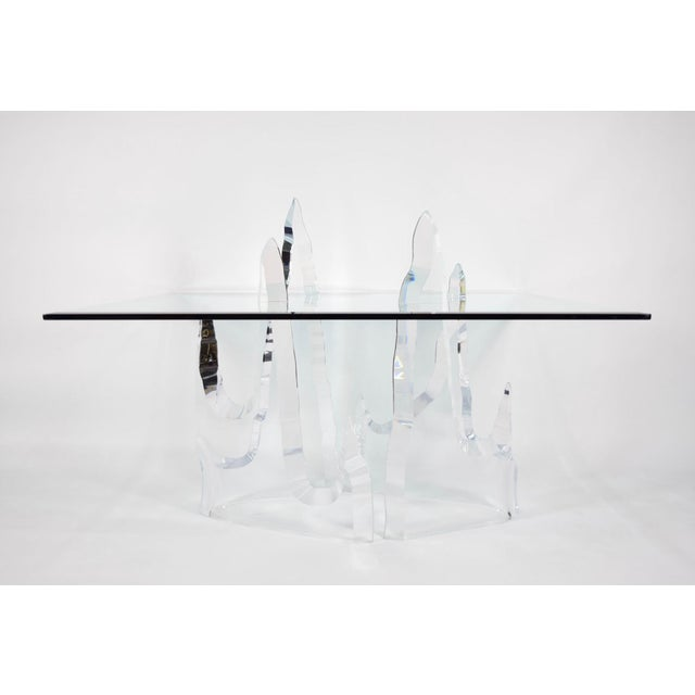 """""""Iceberg"""" Dining Table by Lion in Frost - Image 2 of 8"""