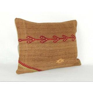 Vintage Turkish Kilim Pillow Preview