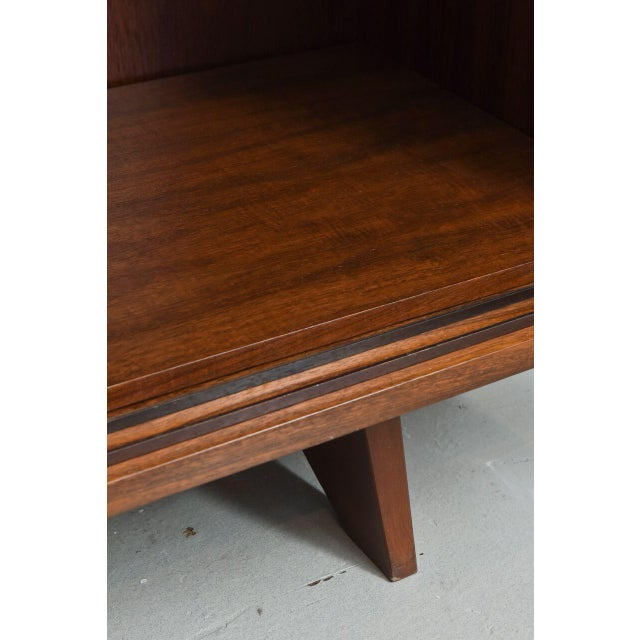 Wood American Modern Two-Door Credenza, by Nakashima For Sale - Image 7 of 10