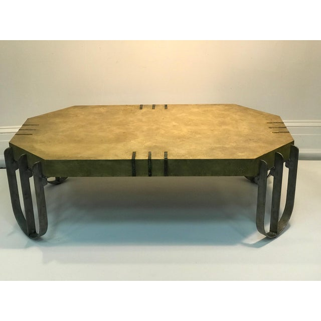 Deco Revival Coffee Table or Center Table For Sale In Philadelphia - Image 6 of 6