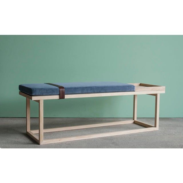 This versatile bench is meant to make your everyday living easier. It comes with a sturdy and stylish tray, large enough...