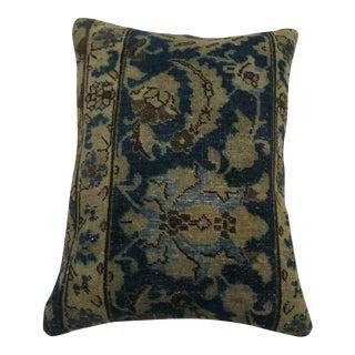 Antique Persian Blue Pillow