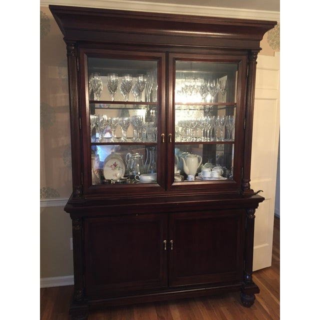 Martha Stewart For Bernhardt China Cabinet Sale In New York