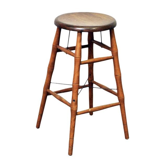 Product Bamboo Stools ~ Bamboo stool chairish