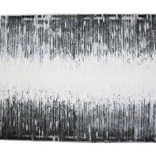 Kiyoshi Otsuka, Nami No Oto (Sound Wave) Painting, 2018 For Sale