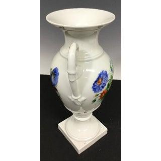 Vintage Meissen Porcelain Vase With Flowers Preview