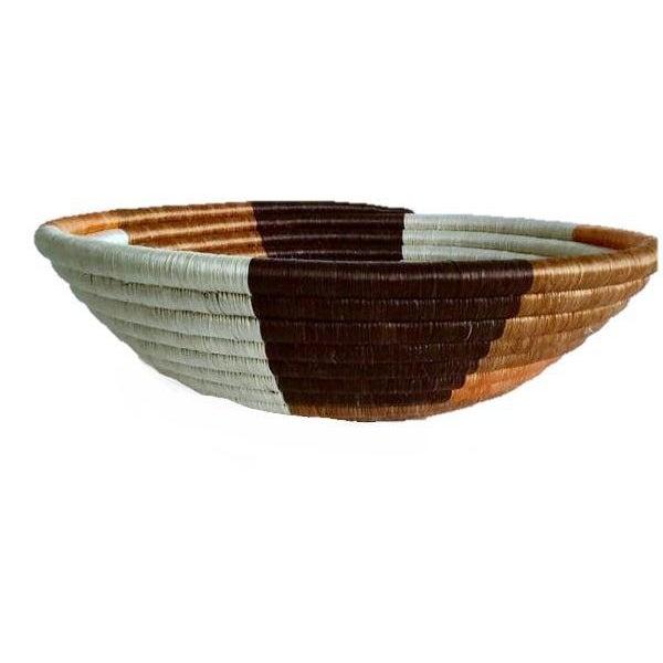 African Woven Baskets: African Basket / Rwanda Baskets/ Woven Basket/ Sweet Grass