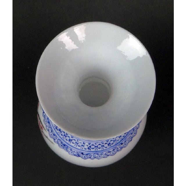 "Antique Chinese ""Eggshell"" Porcelain Vase - Image 5 of 7"