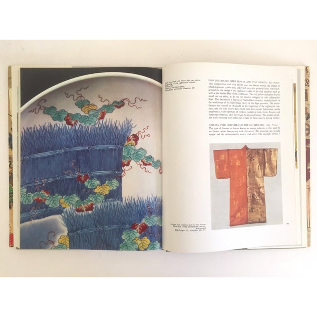 """"""" National Museum Tokyo """" Vintage 1968 Rare Collector Hardcover Art Book For Sale In New York - Image 6 of 11"""