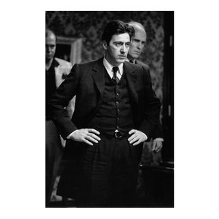 """The Godfather: Part Ii"" Al Pacino and Robert Duvall 1974 For Sale"