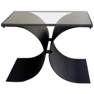 Pair of Side Table by Oscar Niemeyer for Tendo Brasileira, Brazil, 1960 For Sale