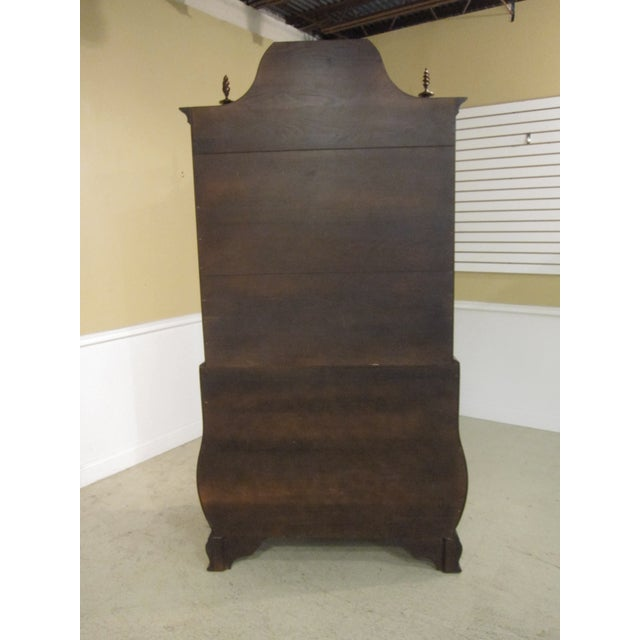 Kittinger Colonial Williamsbug Chest on Chest - Image 11 of 11