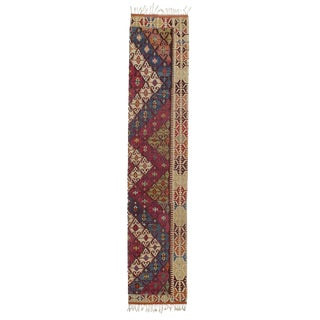 Antique Kilim Panel For Sale