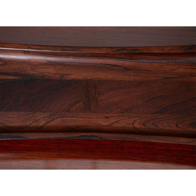 Mid-Century Modern Rosewood Jens Quistgaard for Dansk Tray For Sale - Image 3 of 8