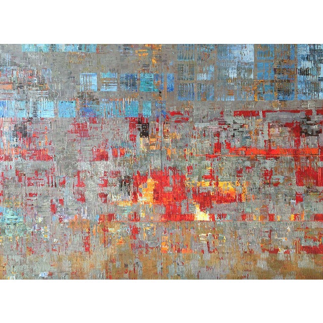 Abstract Ned Martin, 'Always', 2018 For Sale - Image 3 of 3