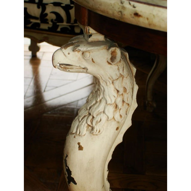Early 19th Century Rare English Gueridon in Style of Thomas Hope For Sale - Image 5 of 7