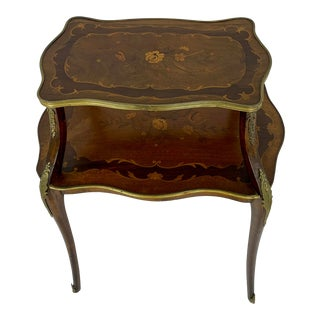 French Tea Table For Sale
