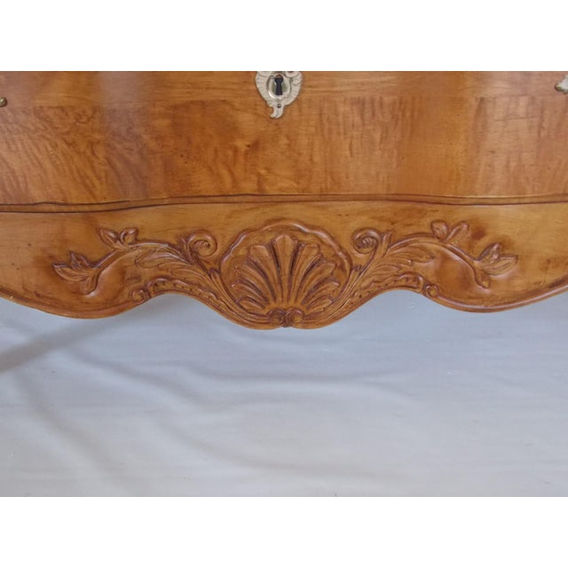 Wood Ethan Allen Provençal-Style Dresser For Sale - Image 7 of 13