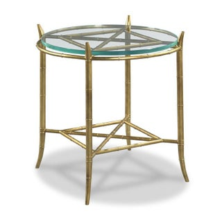 Modern Coventry Round Side Table Preview