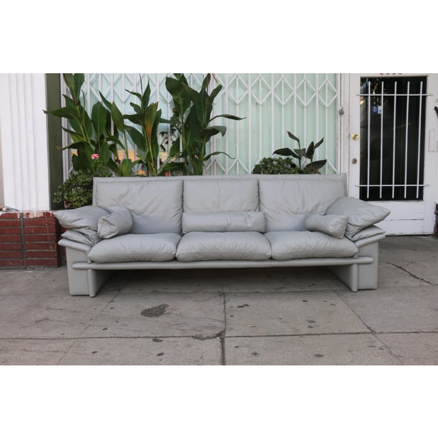 Nicoletti Italian Leather Sofa - Image 11 of 11