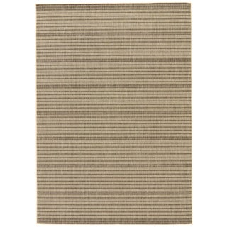 Jaipur Living Middlebrook Indoor/ Outdoor Striped Area Rug - 7′6″ × 9′6″