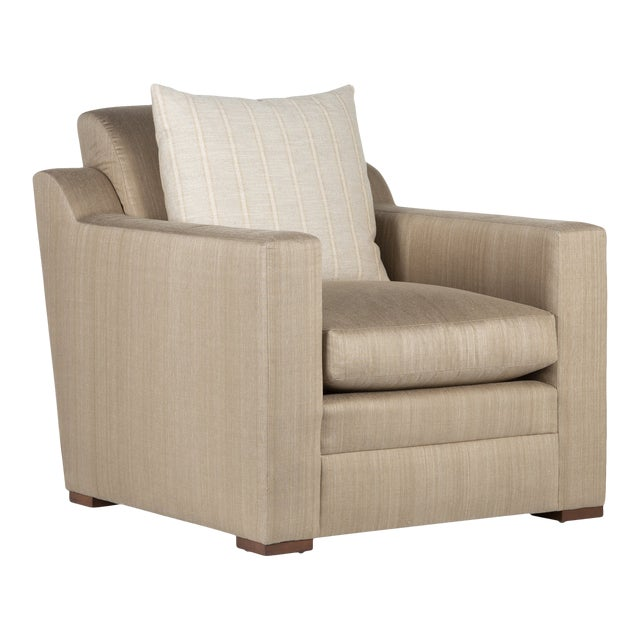 Ralph Lauren Raymond Club Chair For Sale