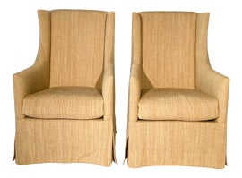 Image of Wingback Chairs