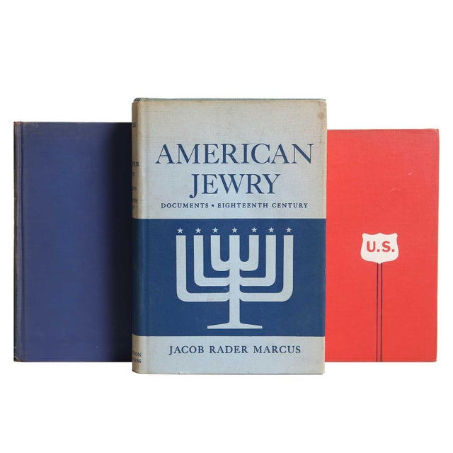 The American Jewish Experience, S/10. Ten vintage books featuring selections that highlight the Jewish experience in...