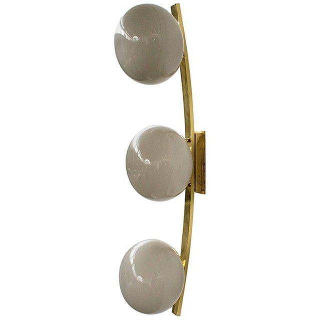 Cresta Sconce by Fabio Ltd For Sale - Image 9 of 10