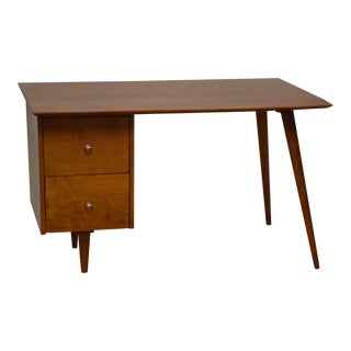 Paul McCobb Planner Group Mid-Century Modern Birch Desk