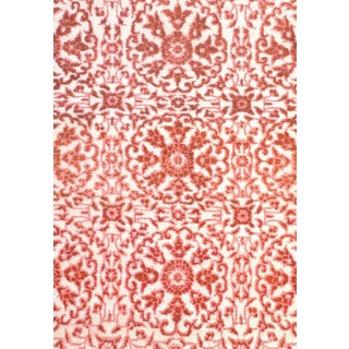 Hand Knotted Modern Rug - 4′ × 6′