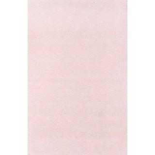"Madcap Cottage Roman Holiday via Del Corso Pink Area Rug 3'6"" X 5'6"" For Sale"