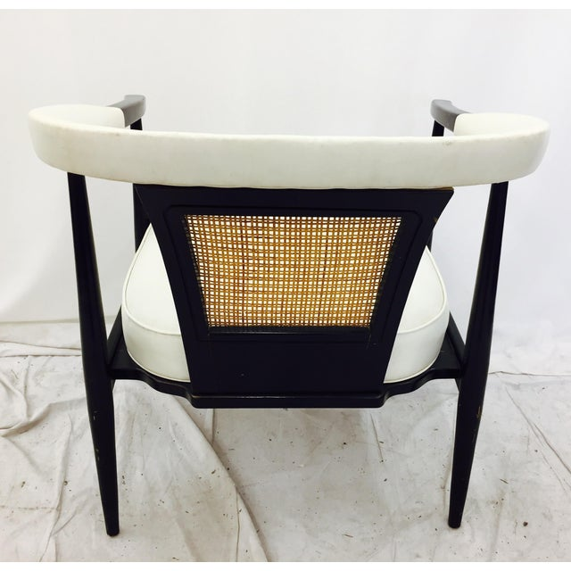 Vintage American of Martinsville Mid-Century Arm Chair - Image 10 of 11